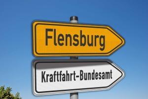 Bei 0.3 Promille drohen beim Unfall auch Punkte in Flensburg.