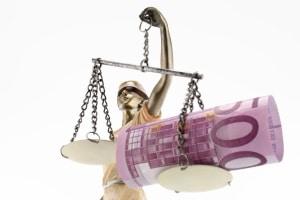 Ist ein Verein auf der Bußgeldliste vermerkt, kann dieser Geldauflagen als eine Art Spende erhalten.