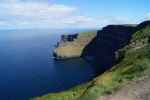 Tempolimit: Irland gilt ein solches auf allen Straßen.