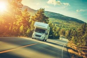 Auch im Wohnmobil müssen Sie in Norwegen eine Geschwindigkeitsbegrenzung beachten.
