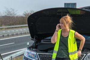 Parken auf der Autobahn wegen einer Panne: Was ist zu beachten?