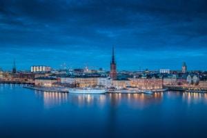 Ein allgemeines Tempolimit gilt in Schweden nur für bestimmte Fahrzeuge.