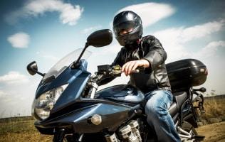 Motorrad fahren: Mit Klasse 3 ist das möglich.