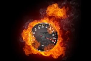 Für eine Geschwindigkeitsüberschreitung kann es ein hohes Bußgeld geben