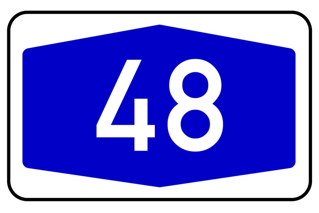 VZ 405: Autobahnen