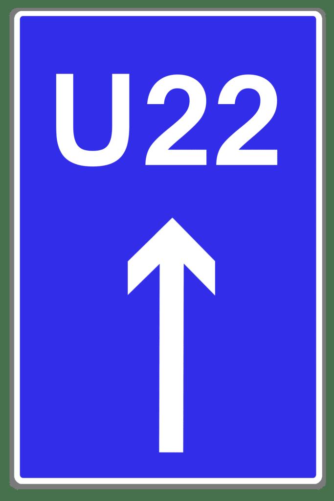 VZ 460: Bedarfsumleitung